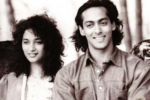 90 के दशक में सलमान ने कई हिट फिल्में दीं। इनमें से एक थी साजन जिसमें उनके साथ माधुरी दीक्षित थीं।