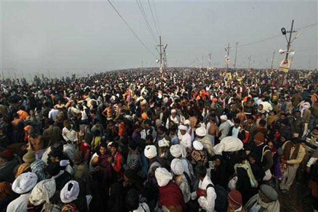 महाकुंभ 2013 : संगम तीरे बना है शहीदों का एक गांव