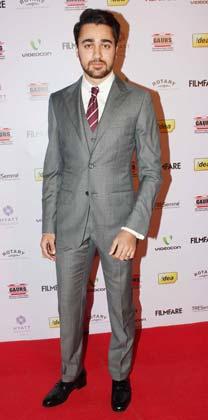 एक्टर इमरान खान ने भी पार्टी में शिरकत की।