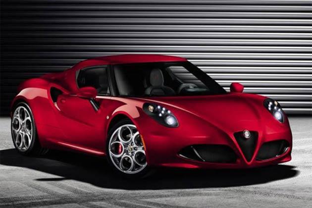 इटली की ऑटोमोबाइल कंपनी 'अल्फा रोमियो' अपनी नई कांसेप्ट कार '4सी' को बहुत जल्द सड़कों पर उतारने वाली है। इसमें 1750सीसी का पेट्रोल इंजन लगा है।