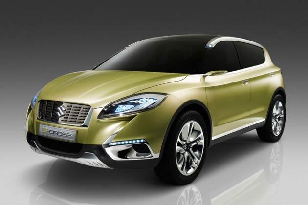 सबकी चहेती कार कंपनी मारुति सुजुकी अपनी नई छोटी कार 'एस क्रॉस' को जिनेवा ऑटो शो में उतारा।