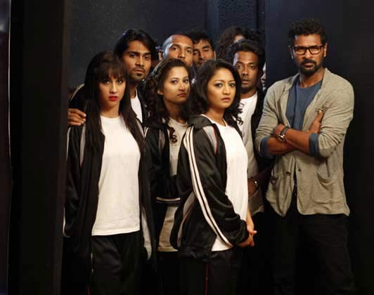 रेमो डिसूजा निर्देशित एबीसीडी में बतौर हीरी प्रभु देवा लंबे समय बाद किसी हिंदी फिल्म में नजर आएंगे।