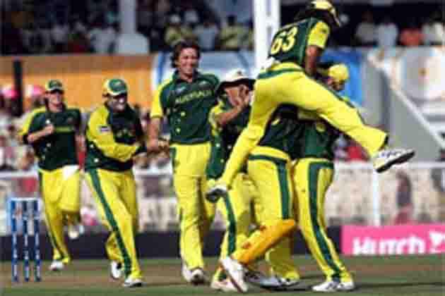 सिडनी वनडे: ऑस्ट्रेलिया जीता, वेस्टइंडीज की चौथी हार