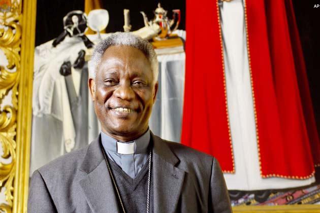 पहले अश्वेत पोप बन सकते हैं घाना के कार्डिनल टर्कसन