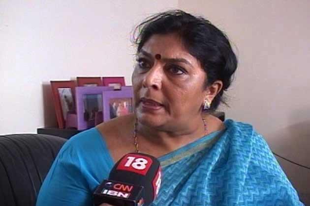 मोदी न अपनी बीवी की मर्यादा रखते हैं, न दूसरों की: रेणुका