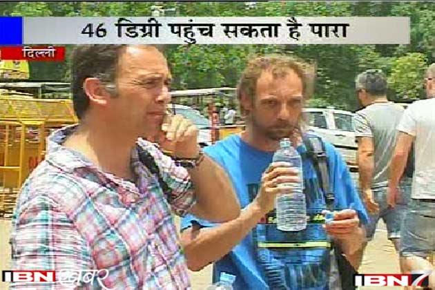 तपती गर्मी से जल रहा है दिल्ली-NCR, टूट सकता है रिकॉर्ड