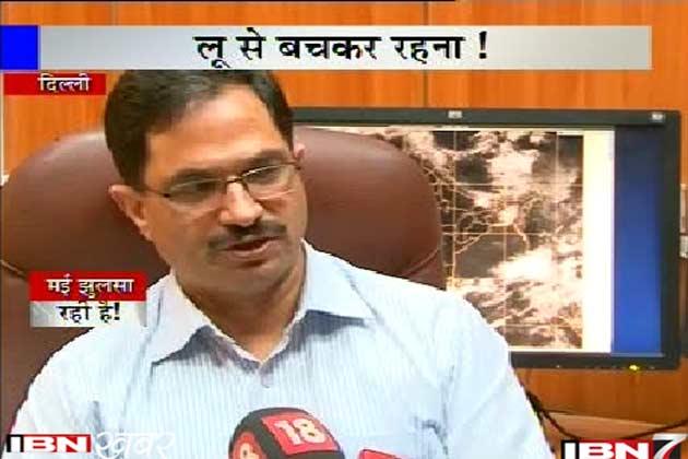दिल्ली: फिलहाल नहीं मिलनेवाली है गर्म हवाओं से राहत!