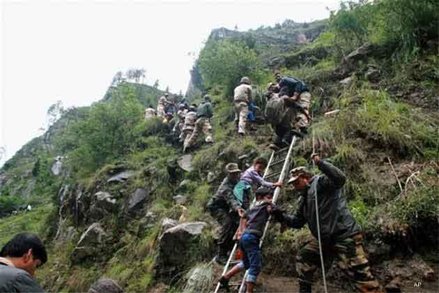उत्तराखंड में लापता लोगों के परिजनों को धमकी