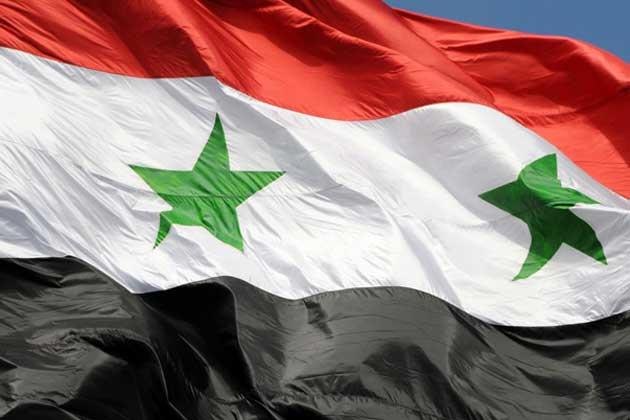 सीरिया के रासायनिक हथियार भंडार पर रॉकेट हमला