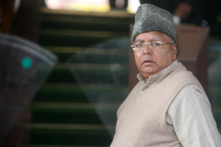 बीजेपी के पास मुख्यमंत्री लायक चेहरा नहीं: लालू