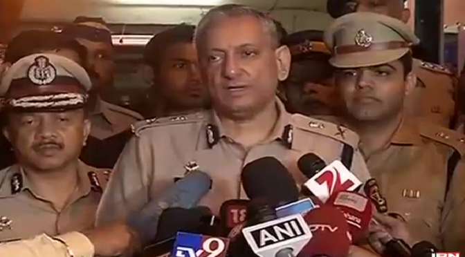 Rakesh Maria thinking for resigning after trasnfer