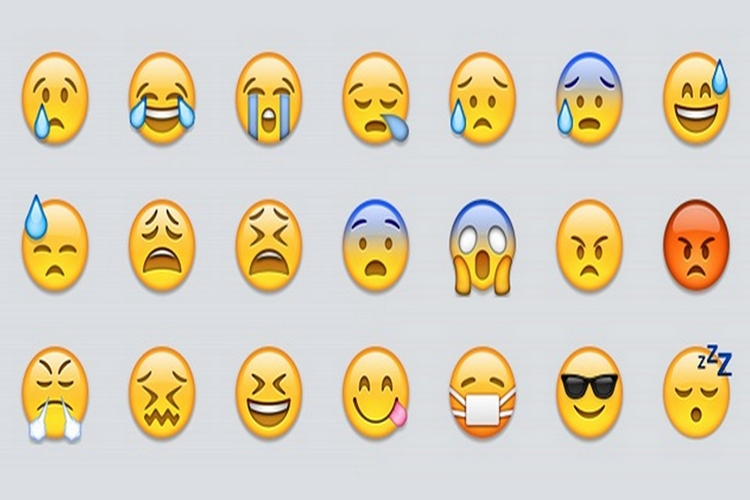 Smiley whatsapp meaning kuss WhatsApp smileys: