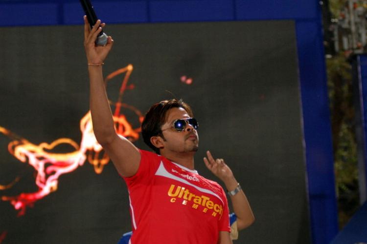 जब श्रीसंत ने दी शाहरुख खान को डांस में टक्कर!
