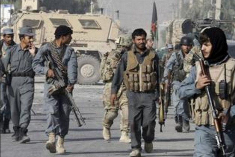 अफगान हवाईअड्डे पर तालिबानी हमले में 18 की मौत