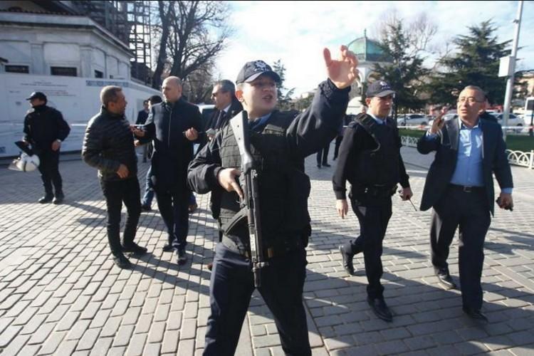 तुर्की: इस्तांबुल में जबरदस्त धमाका, 10 की मौत