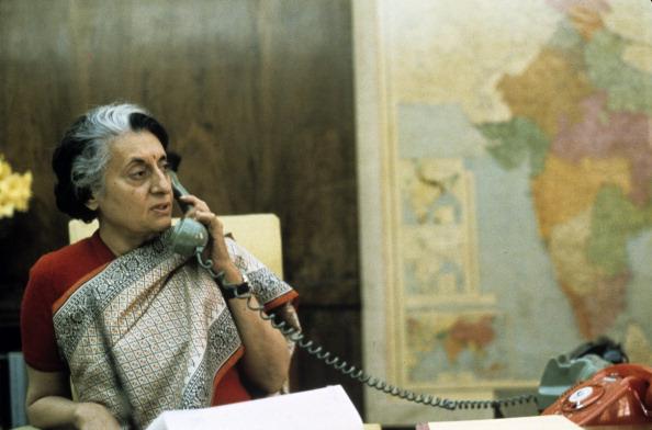 बिहार सरकार की वेबसाइट ने बताया इंदिरा राज को ब्रिटिश से भी खराब, कांग्रेस भड़की