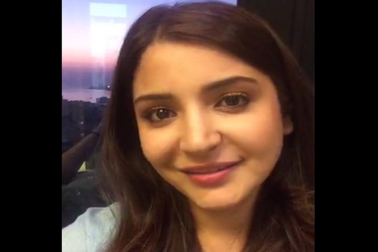 ट्विटर पर वीडियो पोस्ट कर अनुष्का ने बताया, क्या है उनका सबसे बड़ा डर?