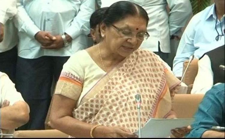 बीजेपी संसदीय बोर्ड मीटिंग आज, आनंदीबेन पटेल की इस्तीफे पर होगी चर्चा
