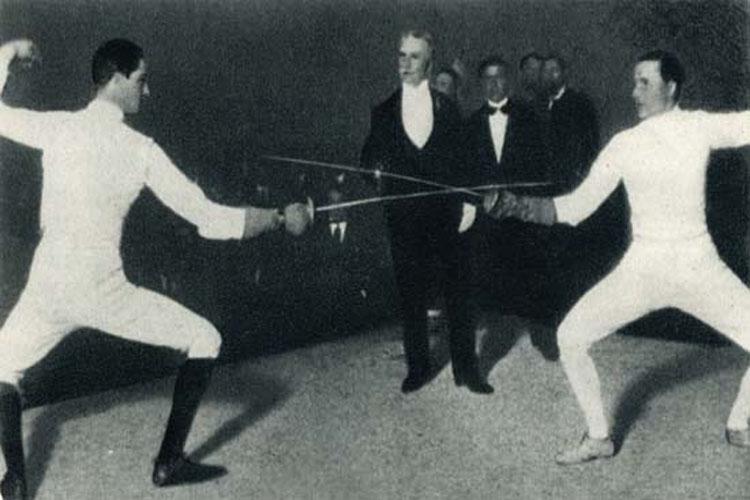 Evolution of fencing
