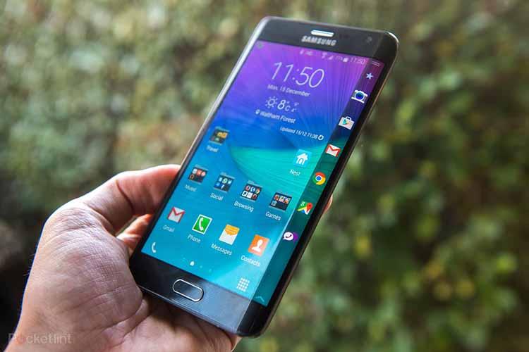जल्द आ रहा है Galaxy Note7, आंखों की रेटिना स्कैनिंग से ऑपरेट कर लेंगे फोन!
