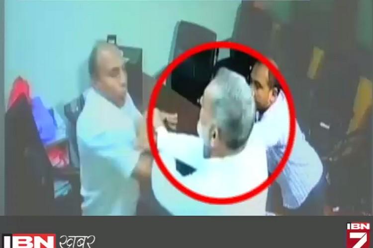 BJP MLA पर लगा बिल्डर को जान से मारने की धमकी का आरोप, कंप्लेंट दर्ज