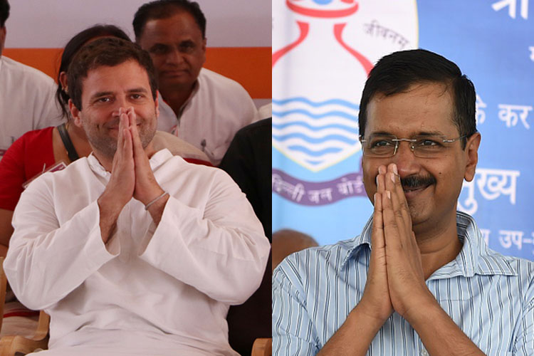 पीड़ित दलितों से मिलने गुजरात जाएंगे राहुल गांधी और केजरीवाल!