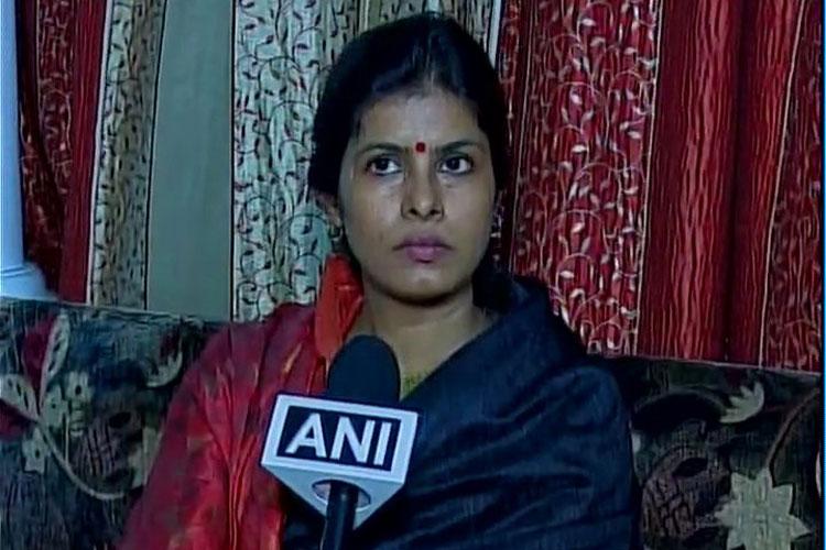 dayashankar's-wife
