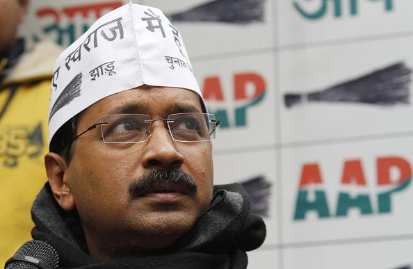 AAP Chief Arvind Kejriwal Alleges Nexus Between BJP Leader Satish Upadhyay And Power Discoms