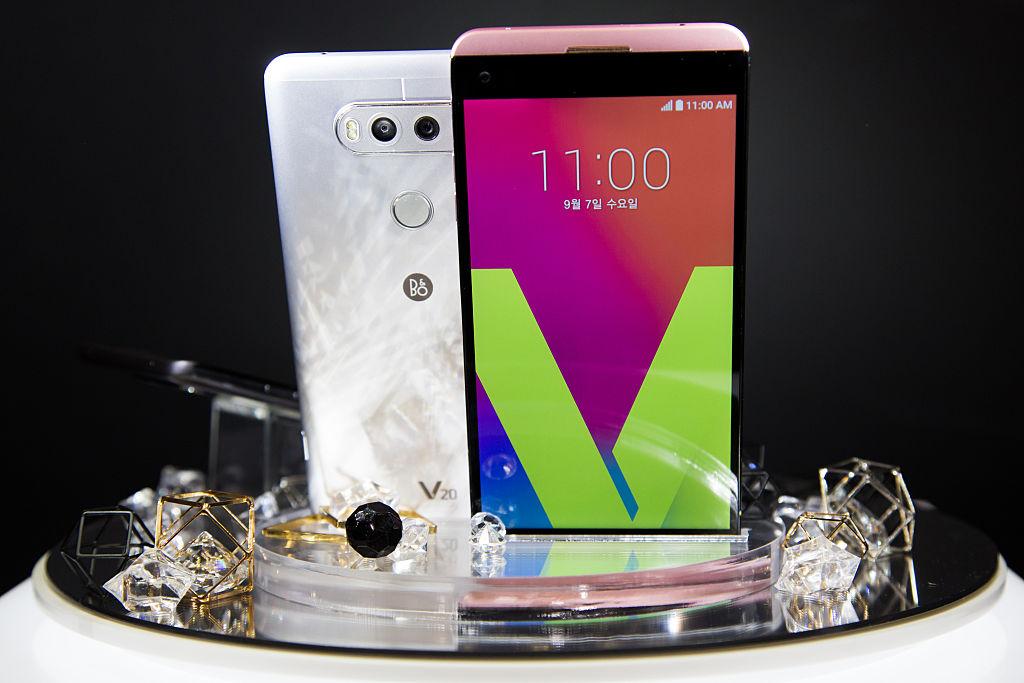 म्यूजिक लवर्स के लिए LG लाया V20 स्मार्टफोन...एक से बढ़कर एक खासियत