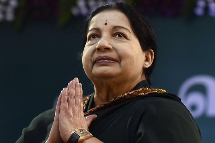 तमिलनाडु की सीएम जयललिता अस्पताल में भर्ती