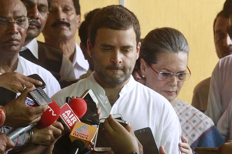 राहुल को पार्टी से निकलवाना चाहता था ये कांग्रेसी, होगी छह साल की छुट्टी