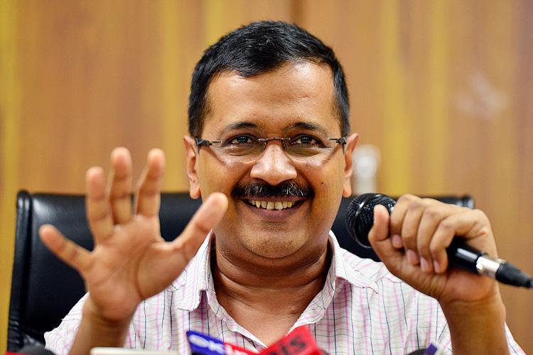 सूरत में केजरीवाल को याद आया अन्ना आंदोलन, कहा- गुजरात चुनाव में होगी क्रांति!