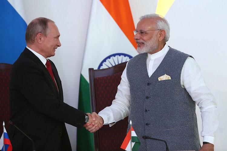 भारत के खराब समय में भी हम साथ खड़े रहे: रूस