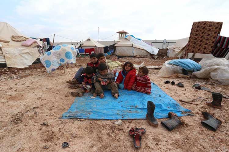 सीरिया में शर्मसार हो रही मानवता, बच्चों के हालात देख, कांप जाएगी रूह..!