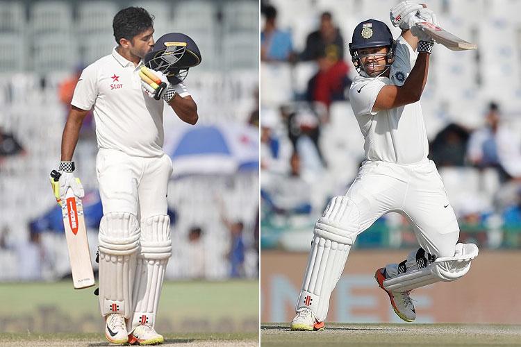इस सीरीज में घरेलू स्तर पर कर्नाटक की टीम के लिए खेलने वाले करुण नायर टेस्ट करियर के पहले शतक के तौर पर तिहरा शतक लगाने वाले भारत के पहले बल्लेबाज बने। इस सीरीज में कप्तान कोहली ने अपने करियर के 4,000 रन पूरे किए और उन्हें आईसीसी की वनडे टीम का कप्तान भी बनाया गया। इसके अलावा, बेहतरीन गेंदबाजी करने वाले रविचंद्रन अश्विन को आईसीसी की ओर से साल का सर्वश्रेष्ठ खिलाड़ी चुना गया।