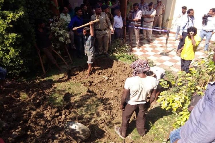 Raipur Murder Mystery
