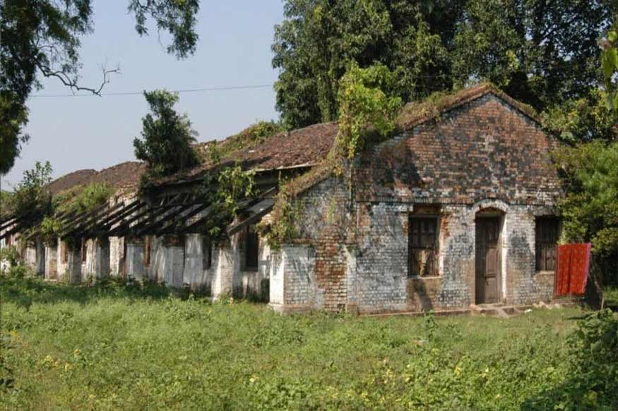 अफीम की वेयरहाउस जहां ऑरवेल के पिता तैनात थे ( News18)