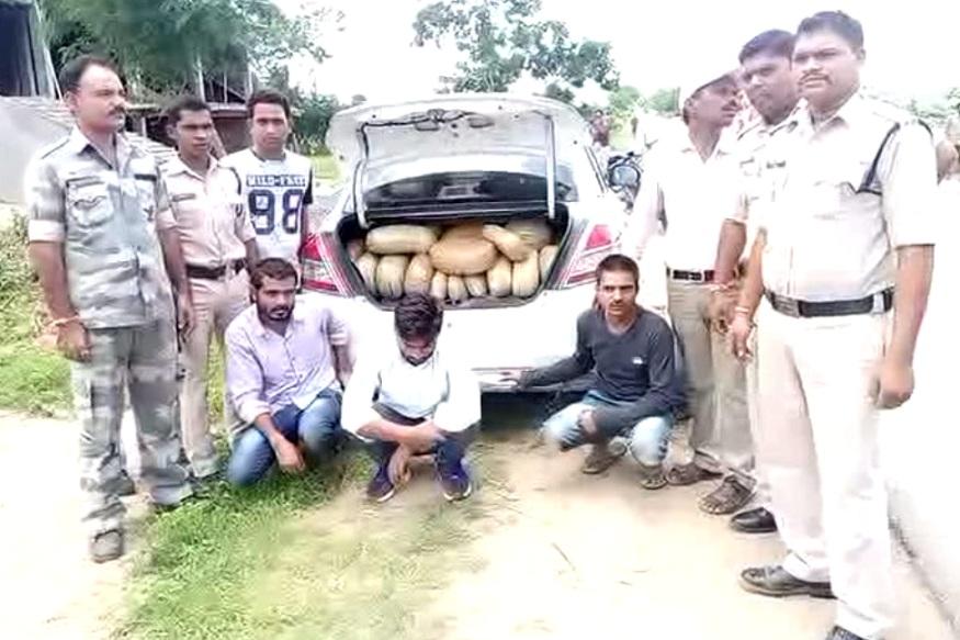 Image result for दिल्ली पुलिस ने पकड़ा 700 किलो गांजा