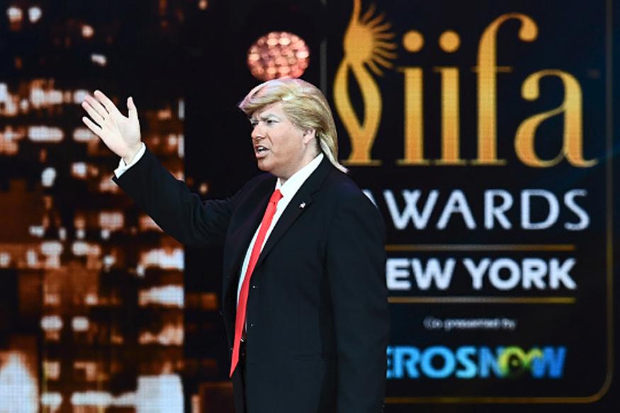 New York, IIFA 2017, donald Trump, karan Johar, saif ali khan