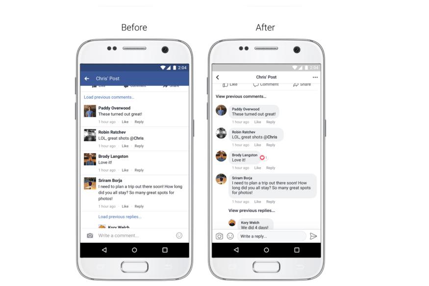 Facebook,redesigns news feed,circular profile photos, फेसबुक, प्रोफाइल फोटो