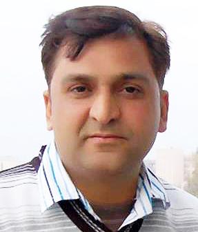 Tilak Bhardwaj