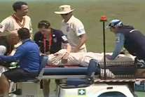 ऑस्ट्रेलियाई बल्लेबाज ह्यूज की मौत