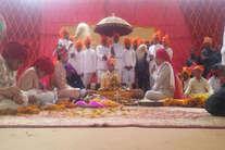 दिग्विजय के बेटे की शादी