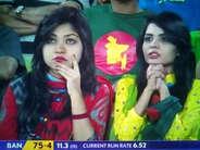 बांग्लादेश की हार से मायूस हो गए ये खूबसूरत चेहरे!