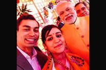 मोदी की तारीफ करने वाली मुलायम की बहू की राजनीति में एंट्री!