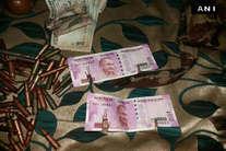 एनकाउंटर में ढेर आतंकियों के पास आखिर कैसे पहुंचे 2000 के नोट?