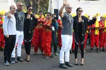 'ट्रिपल एक्स' के प्रमोशन के लिए मुंबई पहुंचे विन डीजल, तिलक लगाकर स्वागत
