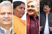 यूपी चुनाव : चौथे चरण में बाहुबलियों और कई दिग्गजों की साख दांव पर