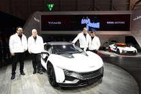 टाटा ने उठाया स्पोर्ट्स कार टैमो से पर्दा, मर्सिडीज-बीएमडब्ल्यू से होगा मुकाबला
