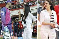 तस्वीरें: प्रिटी जिंटा मैच जीतने के बाद धोनी से मिलीं, ऐसे रहे अंदाज